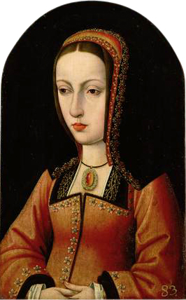 Queen Juana of Castile and the Communeros Juana-of-castile