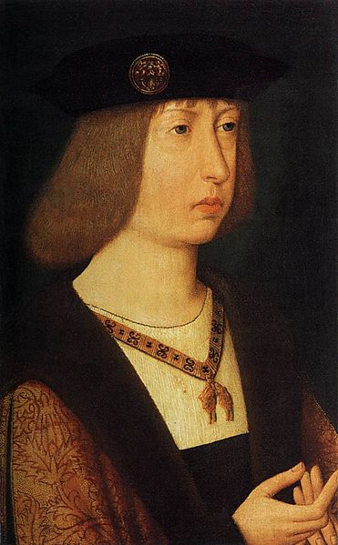 Philip of Burgundy, husband of Juana of Castile