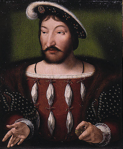 Eleanor's husband, King François I of France