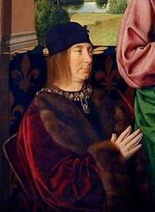 Pierre de Beaujeu, Duke of Bourbon, Anne's husband