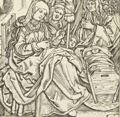 Henry, Duke of Cornwall, son of King Henry VIII 16th-century-baby
