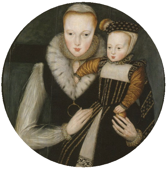 The Unfortunate Death of Lady Katherine Grey Lady_katherine_grey_and_her_son_lord_edward_beauchamp_v2