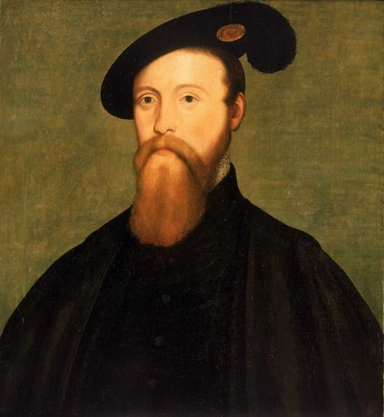 Thomas Seymour, 1st Baron Seymour of Sudeley by Nicholas Denizot