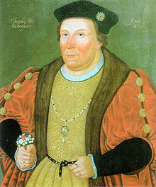 Edward Stafford, 3rd Duke of Buckingham acted as chief mourner during the funeral of Prince Edmund
