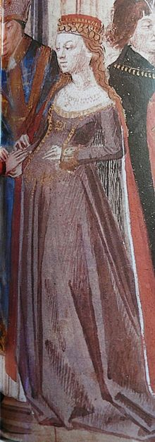 Isabelle of Hainault, Queen of France
