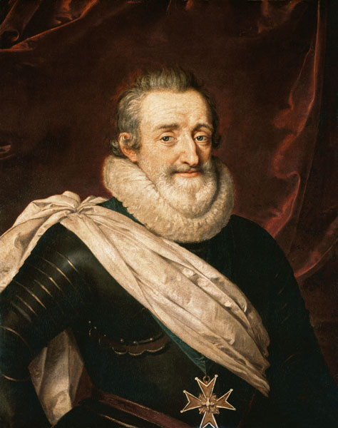 King Henri IV of France