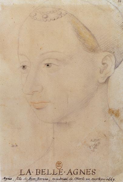 Agnes Sorel, Mistress of the French King Agnessorel4
