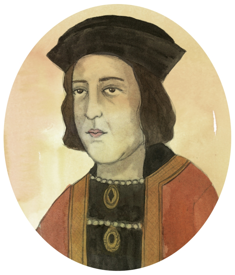 Edward IV by Lisa Graves
