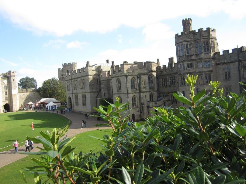 Warwick Castle (Photo copyright of The Freelance History Writer)