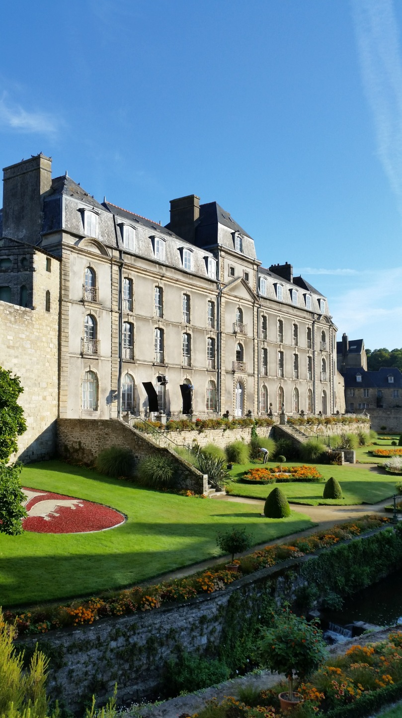 Hôtel de Ville in Vannes (Photo copyright of The Freelance History Writer)