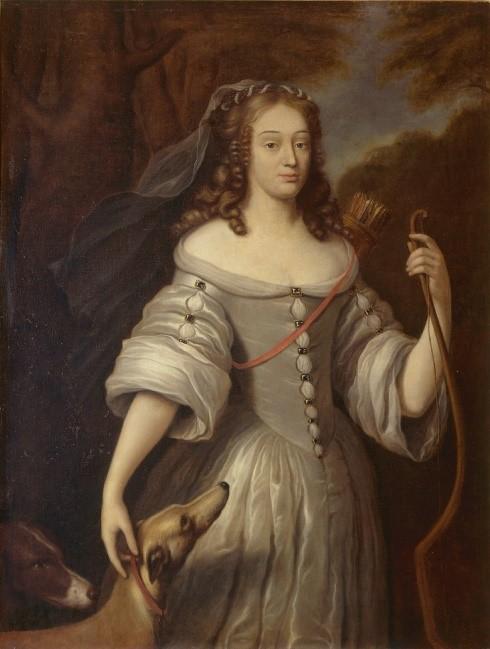 Louise de la Valliere, Duchess of Vaujours