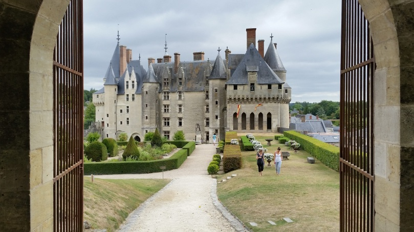 The Château of Langeais (Photo copyright of The Freelance History Writer)
