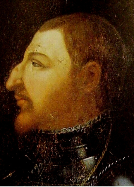 Charles d'Orléans, Count of Angoulême, Louise's husband