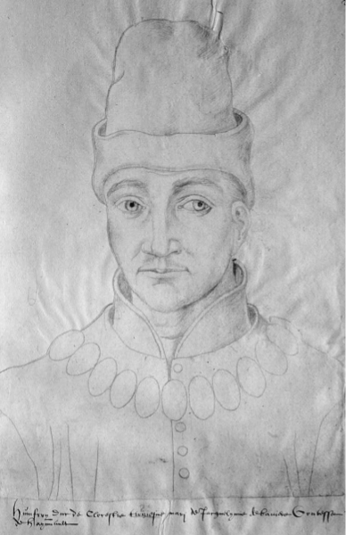 Humphrey, Duke of Gloucester, Jacqueline's third husband