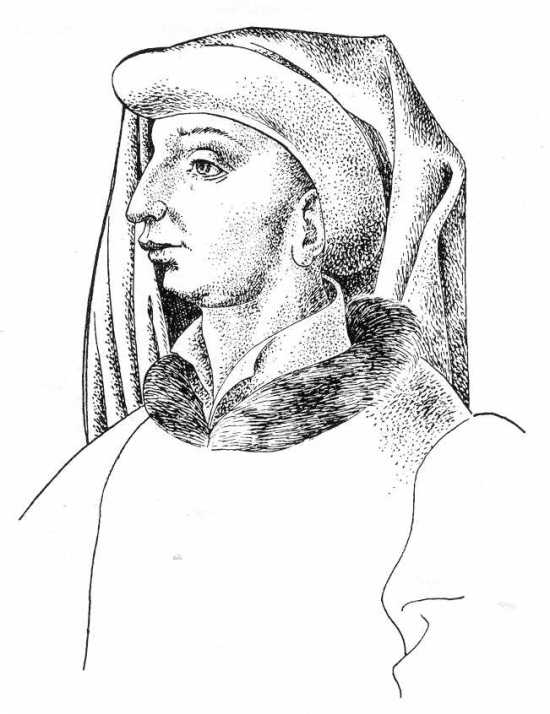 Jean de Touraine, Dauphin of France, Jacqueline's first husband