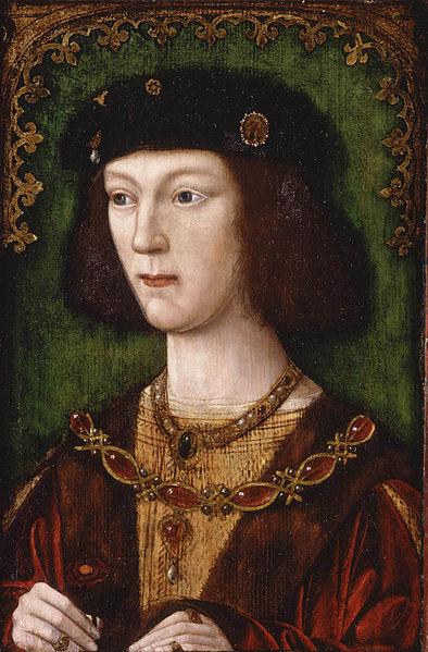 King Henry VIII, 1509