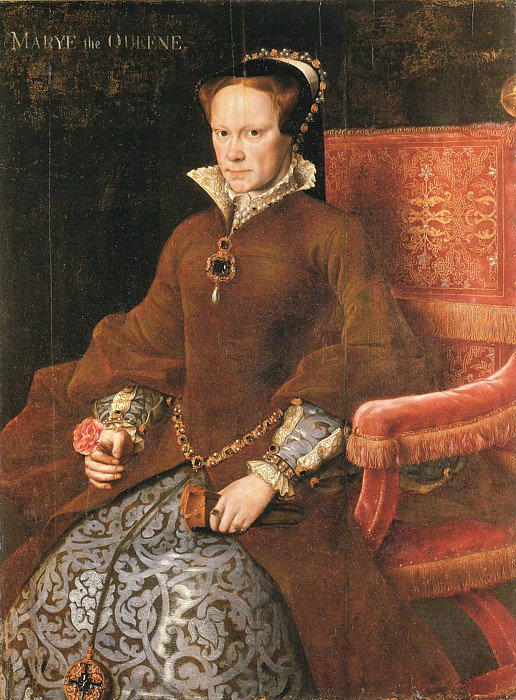 the illnesses and death of queen mary i the freelance history writer