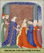 Joan of the Tower, Queen ofScots