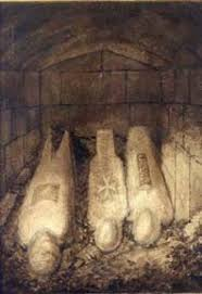 bodies of Henry VII James I
