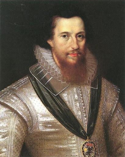 Earl of Essex portrait
