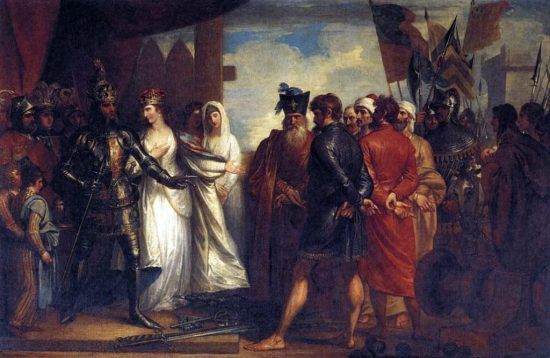 1788-queen-philippa-interceding-for-the-lives-of-the-burghers-of-calais-benjamin-west-2-1024x668