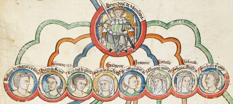 the_children_of_henry2_england