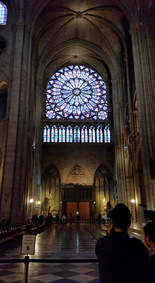 Rose Window of Notre-Dame