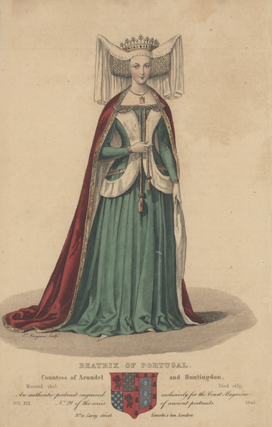 3Beatrix_of_Portugal,_Countess_of_Arundel_and_Huntingdon_(1840)_-_Edward_Hargrave