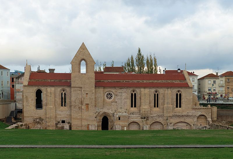 Church of the Monastery of Santa Clara in Coimbra
