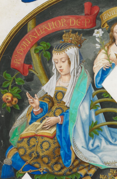 Eleanor of Aragon Queen of Portugal