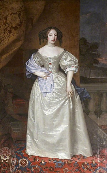 Henriette_d'Angleterre by Lely