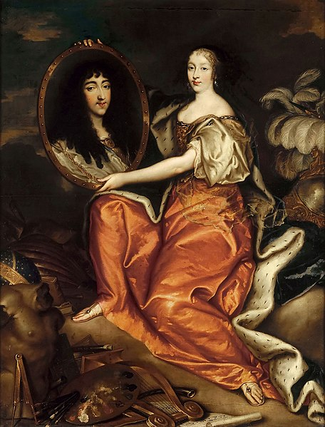 Mathieu,_Antoine_-_Henriette_of_England_holding_a_portrait_of_her_husband_-_Versailles