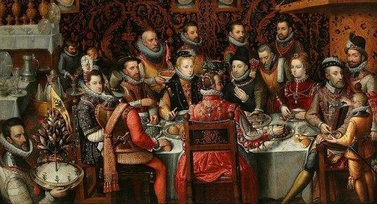 Sánchez_Coello_Royal_feast