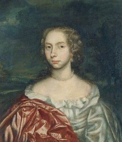 Mary Cromwell by John Michael Wright