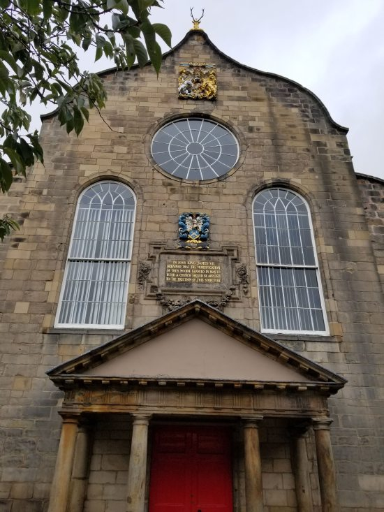 Church of the Canongate
