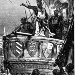 The Odyssey of Richard the Lionheart – A guest post by Olivia Longueville and J C Plummer